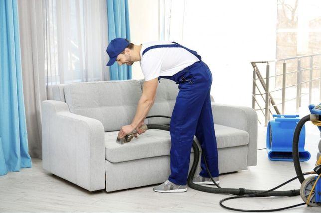 Химчистка мягкой мебели , професионально