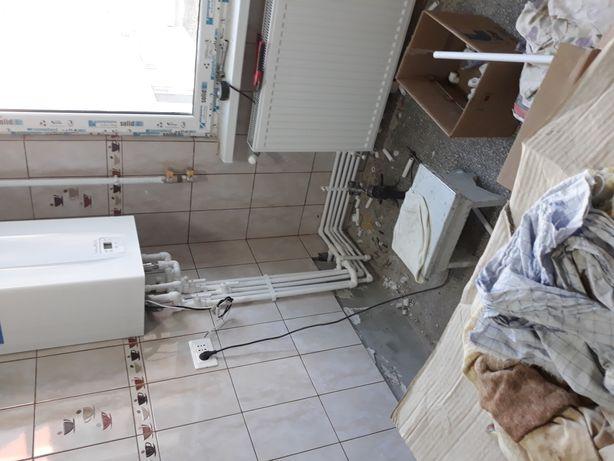 Execut instalati sanitare si termice în braila si galati