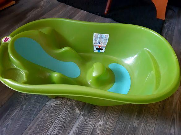 Корито,вана за къпане baby ok,термометър