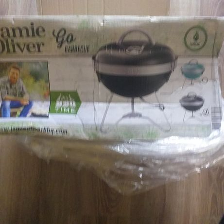 Gratar Jamie Oliver Go Barbecue