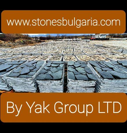гнайс облицовка тикли камък плочи естествен натурален