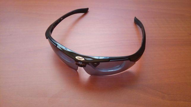 Ochelari pentru biciclist+ 3 lentile+ ochelari dioptrii+ husa