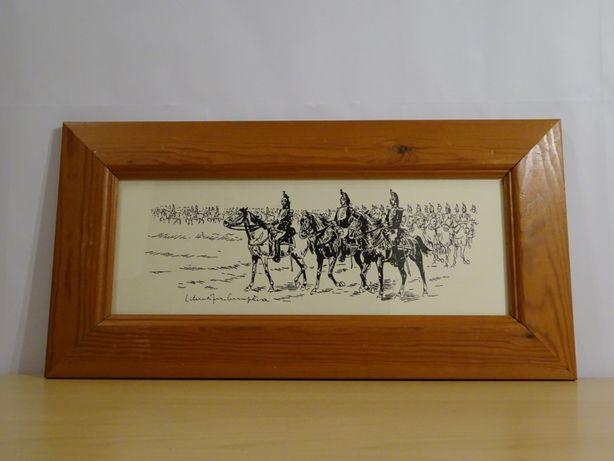 Tablou, Rudolf Schweitzer-Cumpăna - Conducătorii oştii