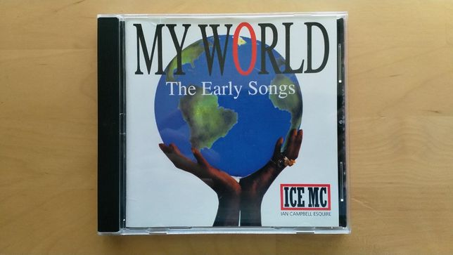 Cd Ice Mc al doilea album - Original