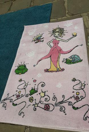 120см./80см. Белгийска пътека(килим) в розова гама 0020