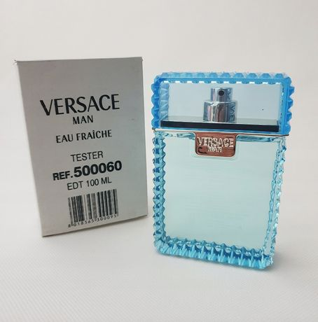 Харизматичный Парфюм Versace Man Eau Fraiche 100ml по доступной цене