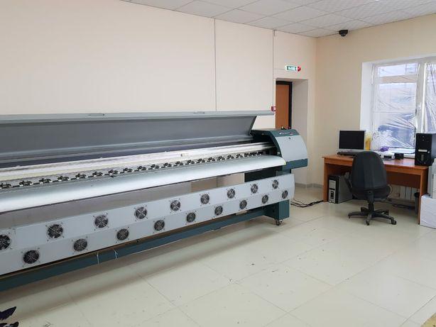 Широкоформатный принтер infiniti FY-3208H