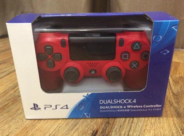 Джостик джойстик геймпад PS4 на Playstation Dualshock Дуалшок 4 Алматы