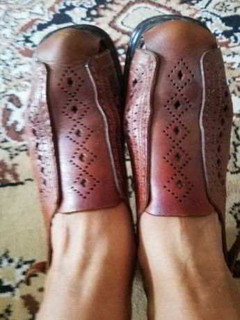 Pantofi dama din piele marimea 38