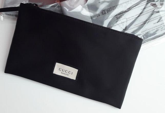 Стильный и практичный аксессуар - косметичка бренда GUCCI