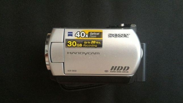 Camera Sony Handycam DCR-SR32