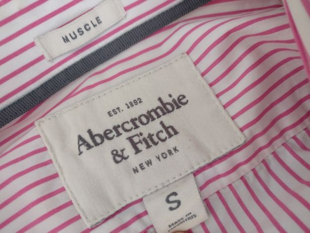 Camasa Abercrombie & Fitch