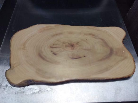 """Плато - имитация на дърво """"timber"""" - меламин"""