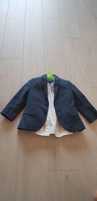 Vând sacou +cămașă copii