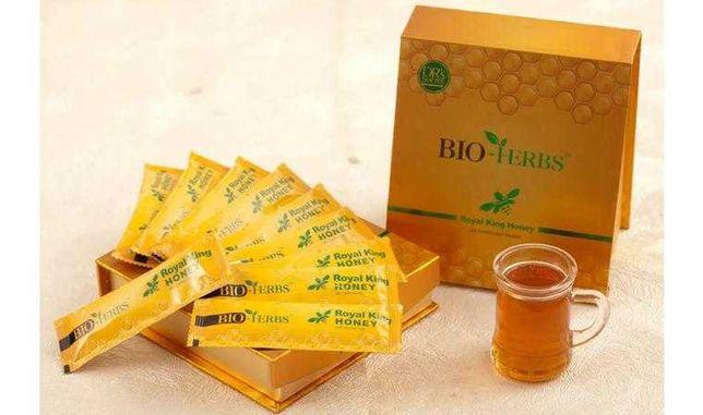 Royal King Honey BIO-HERBS для потенции