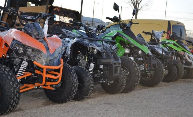 ATV-uri Scutere Motociclete import GERMANIA!