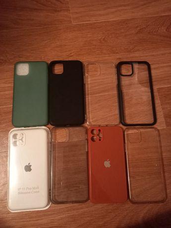Чехлы на Iphone 11 Pro Max