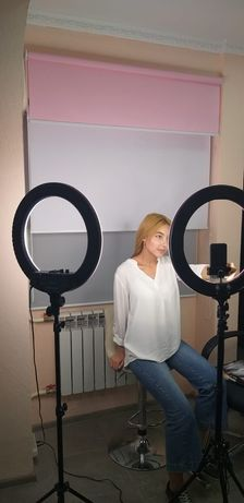 Продажа замер и установка Ролл штор, жалюзи, римские шторы в Алматы