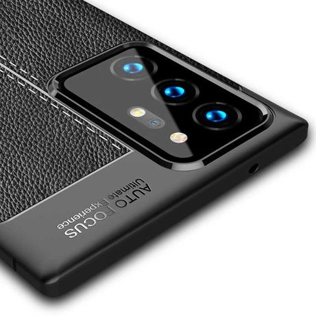 Samsung Galaxy Note 20 / Note 20 Ultra - Луксозен Кожен Калъф Кейс AF