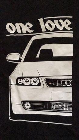 Audi A3/S3 Мъжка тениска
