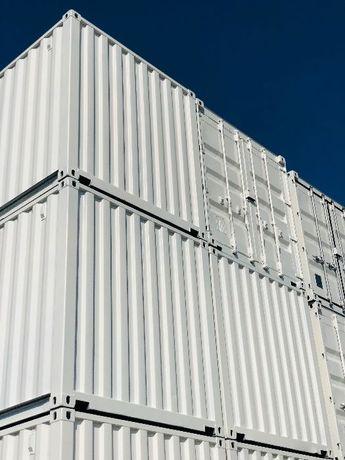 Containere maritime depozitare NOI 20ft DV Tanganu