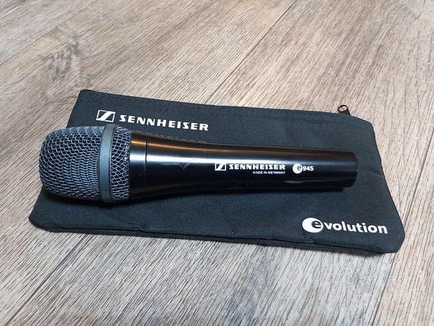 Вокальный динамический микрофон SENNHEISER E945