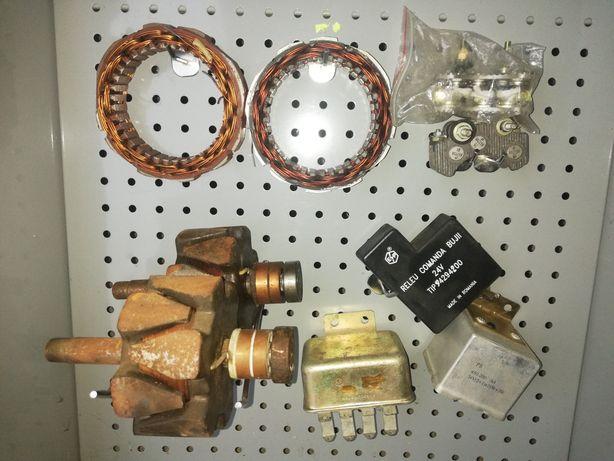Stator alternator rotor alternator relee rabă