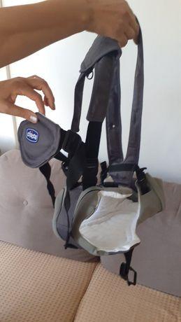 Раница за носене на бебе/Кенгуру за бебе Chicco GO