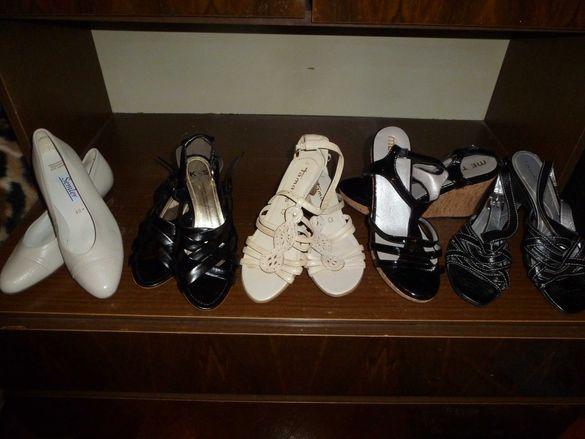дамски летни маркови обувки-сандали