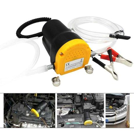 Авто Електрическа помпа за масло и гориво 12V