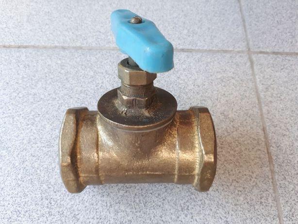 РУ 10/40 клапан, задвижка, вентиль латунный