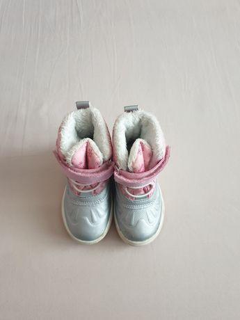 Детски ботушки за момиченце