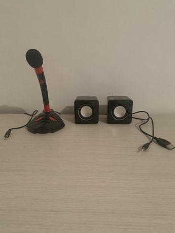 Microfon si boxe calculator
