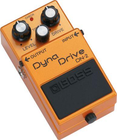 Boss DN-2 гитарный процессор Dyna Drive