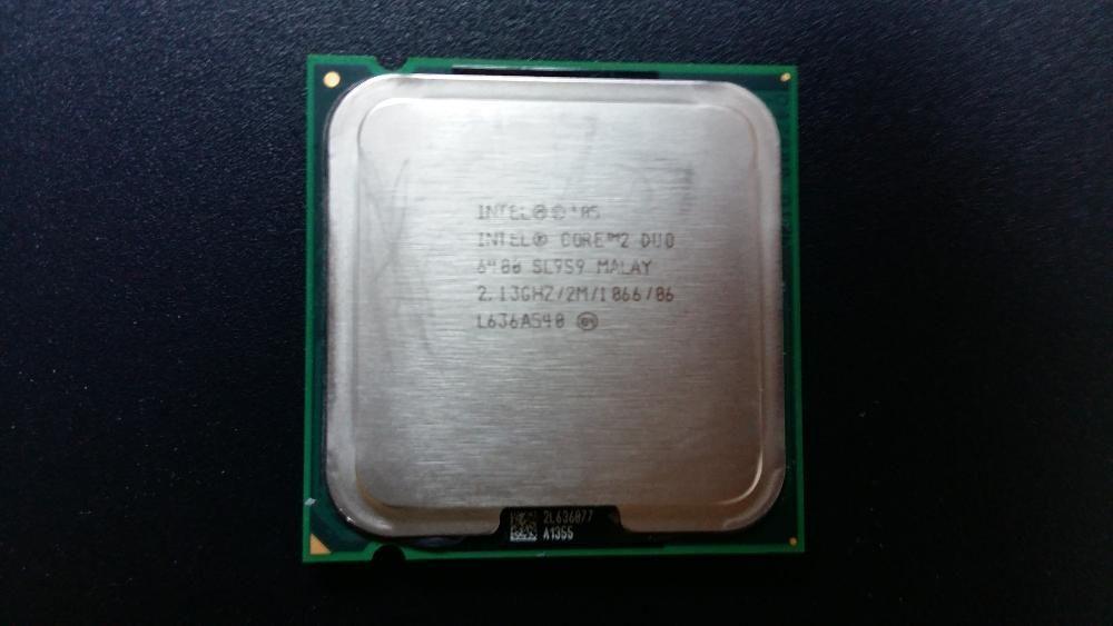 2.13 ghz intel core 2 duo e6400 processor Campina - imagine 1