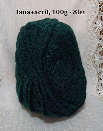 Fire de tricotat / crosetat