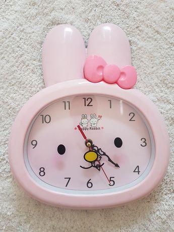 Ceas de perete pisica pentru camera fetita