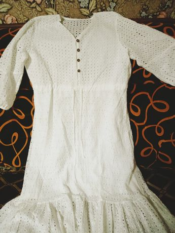 Продам летнее новое платье 46-48р