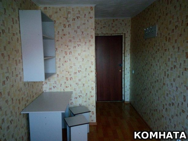Комната, с туалетом, без оплаты коммунальных, в районе Агрогородка