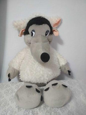 Мягкая игрушка : Волк в овечьей шкуре(73см),