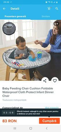 Protectie scaun bebe