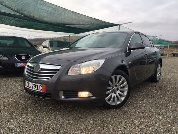 Opel Insignia Limuzina Navigație Automatic Euro 5 Rate buy back-Cash