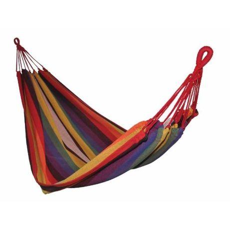 Текстилен хамак в свежи цветове