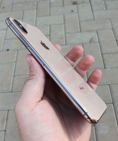 iPhone xs Max gold 256gb schimb cu 12 pro Max 256gb