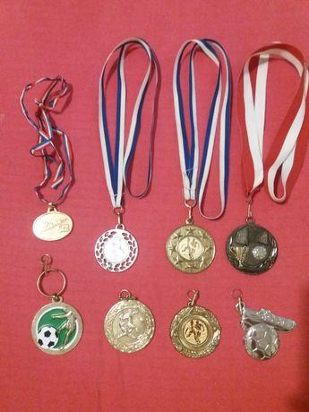 Lot medalii fotbal
