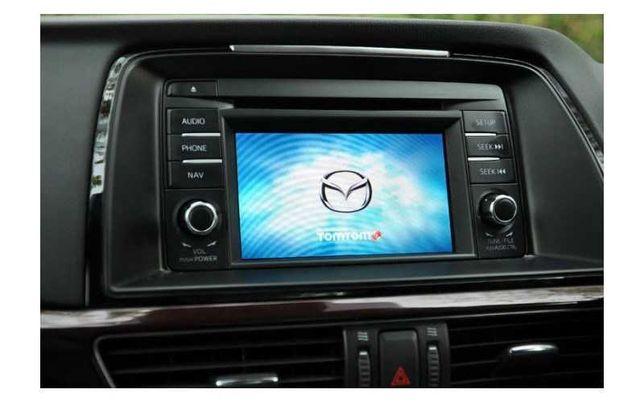 Mazda harti navigatie CX5 CX9 6 NB1 Tomtom Europa Romania 2021
