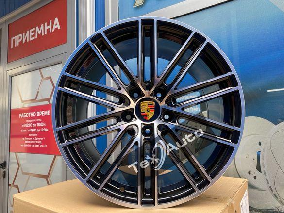 """20"""" Цола Джанти за Porsche Panamera Turbo S / GTS"""