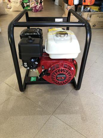 Generator Honda AGT 3501 HSB SE model GX200, 3.0kVA
