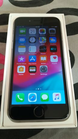 iPhone 6, 16 GB, A1549 Silver