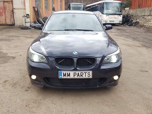 BMW E60 535D 272кс М-пакет автоматик НА ЧАСТИ!